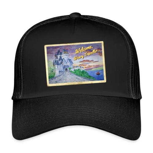 Travellers Guide - Trucker Cap