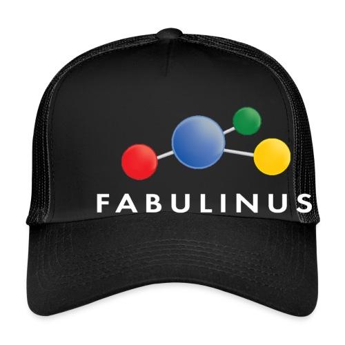 Fabulinus wit - Trucker Cap