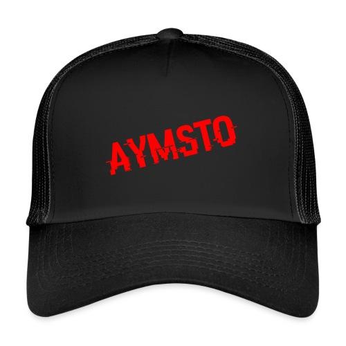 Aymsto/Rouge/Log - Trucker Cap