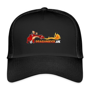 DRAGONKICK.UK - Trucker Cap