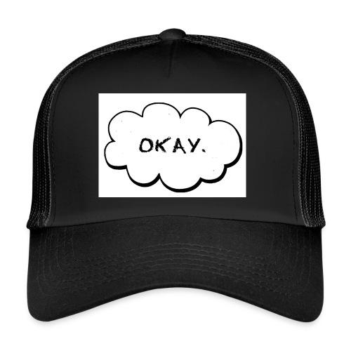okay_2-jpg - Trucker Cap