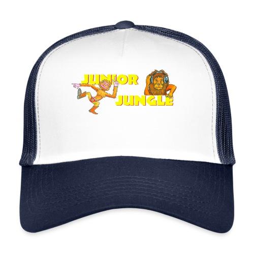 T-charax-logo - Trucker Cap