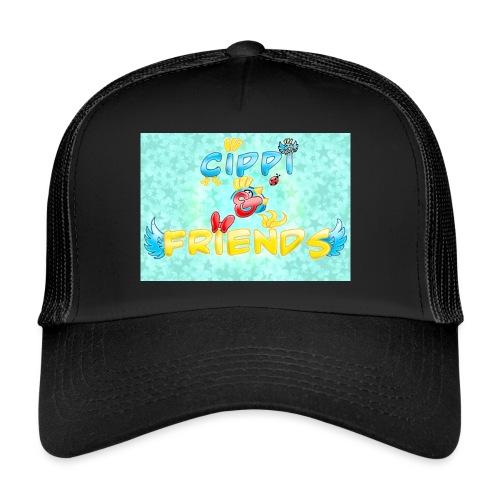 Tazza Cippi & Friends - Trucker Cap