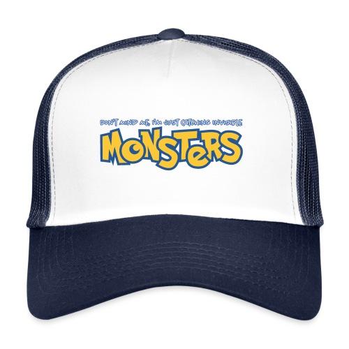 Monsters - Trucker Cap