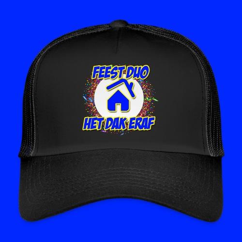 Feest Duo Het Dak Eraf - Trucker Cap