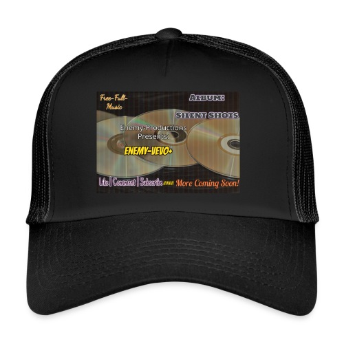Enemy_Vevo_Picture - Trucker Cap