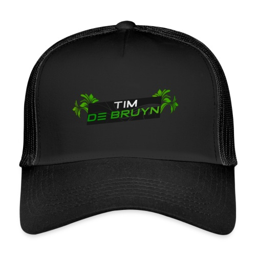 custom pet voor tim de bruyn - Trucker Cap