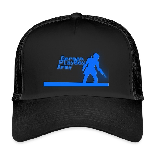 GermanPlayBoyMerch - Trucker Cap