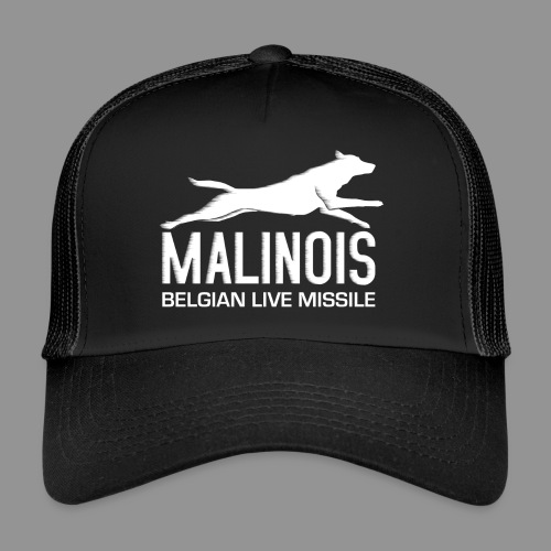 Belgian shepherd Malinois - Trucker Cap