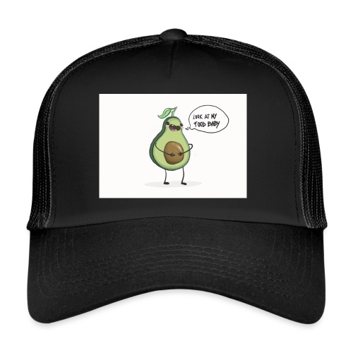 Mrs. Avocadina - Trucker Cap