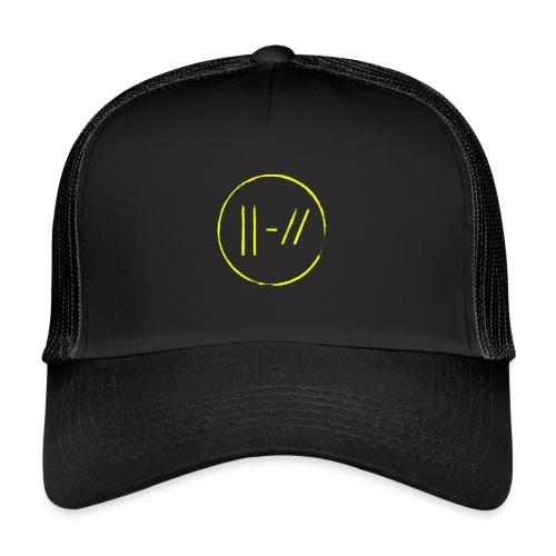 Twenty One Pilots Logo - Trucker Cap