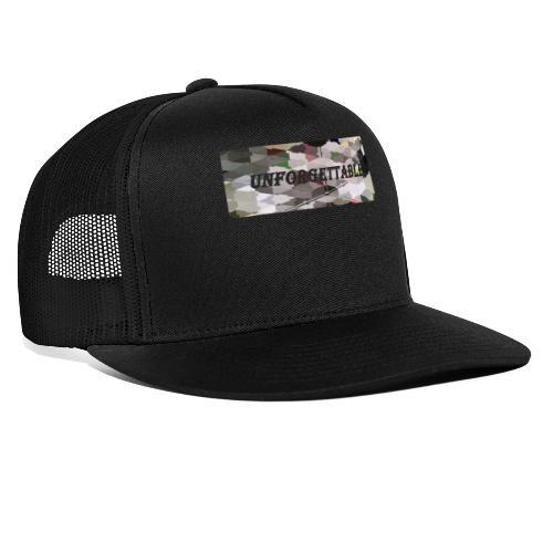 unforgettable - Trucker Cap