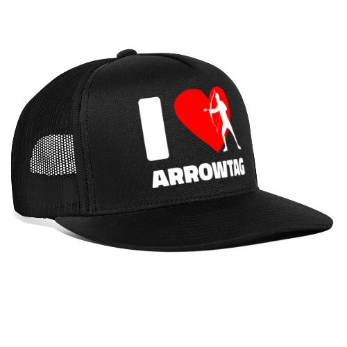 Arrowtag Bogenschiessen Archery Tag Shirt Geschenk - Trucker Cap