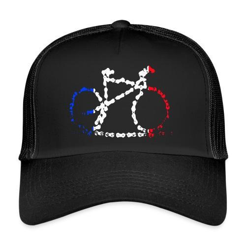 French bike chain - Trucker Cap