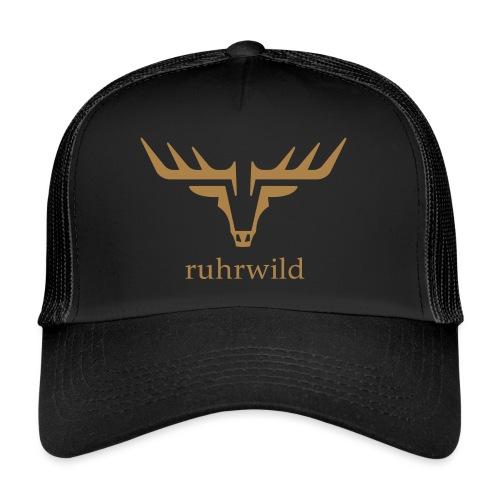 ruhrwild hirsch - Trucker Cap