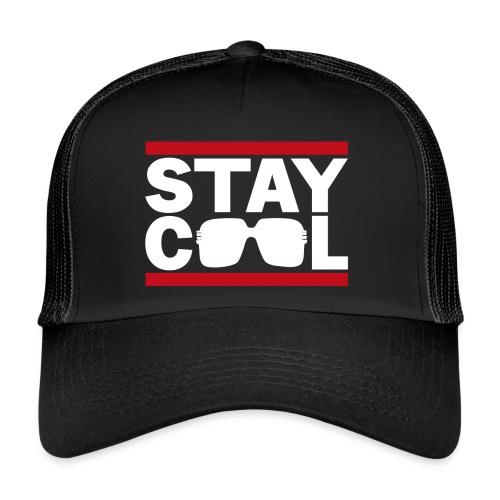 Stay Cool √ - Trucker Cap