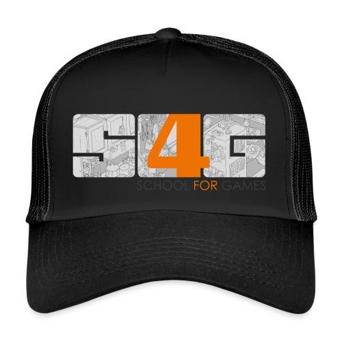 Tshirt klassisch 02 png - Trucker Cap