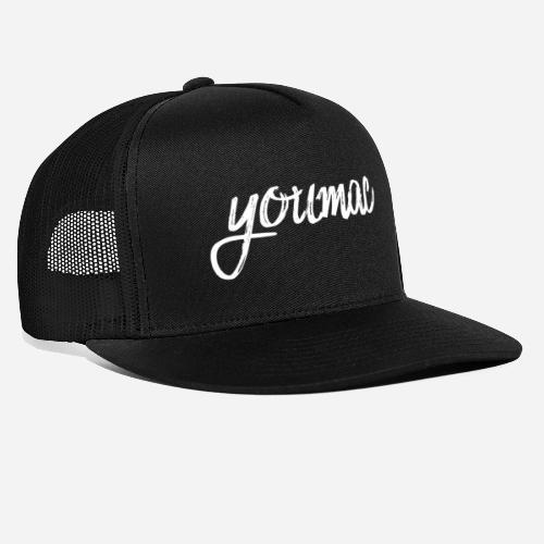 youmac by silicon apparel - Trucker Cap