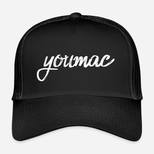 youmac by silicon apparel - Trucker Cap
