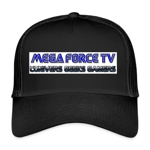 megaforcetv - Trucker Cap
