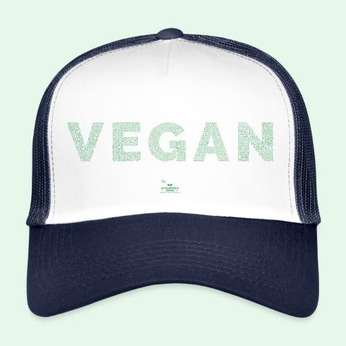 Vegan - Green - Trucker Cap