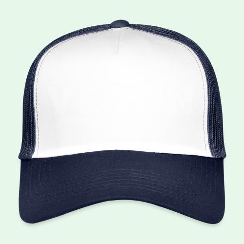 Vegan - White - Trucker Cap