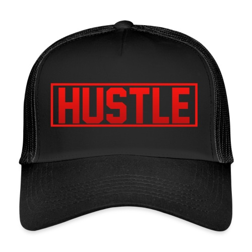 Hustle - Trucker Cap