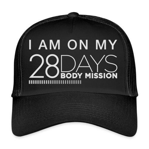 Body Mission 2017 - Trucker Cap