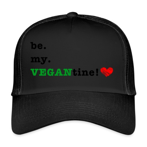 VEGANtine Green - Trucker Cap