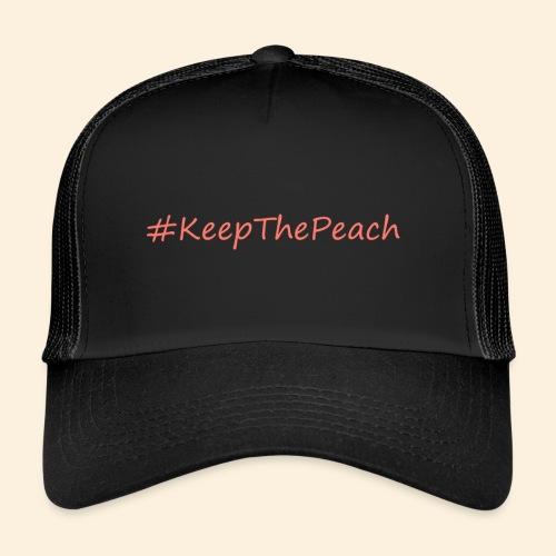 Hashtag KeepThePeach Corail - Trucker Cap