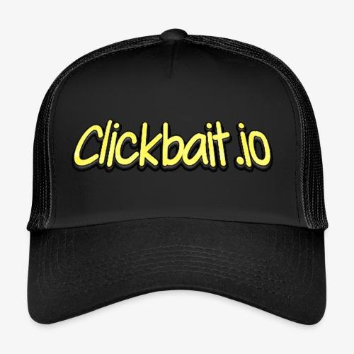 The Official Clickbait.io Design... - Trucker Cap