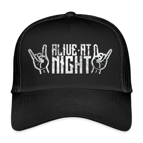 Alive At Night - Trucker Cap