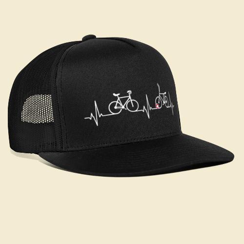 Heart Monitor Kunstrad & Radball - Trucker Cap