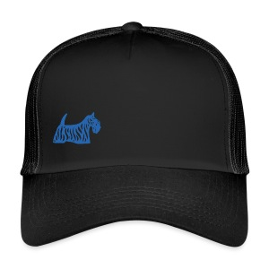 Founded in Scotland logo - Trucker Cap
