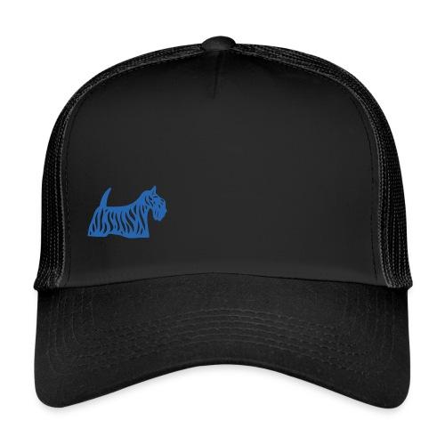 Founded in Scotland logo - Trucker Cap