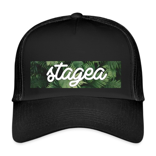 Stageaplants Cap - Trucker Cap