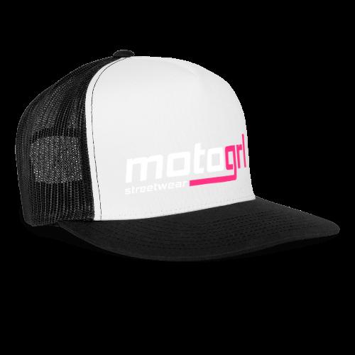 MotoGrl Streetwear - Trucker Cap