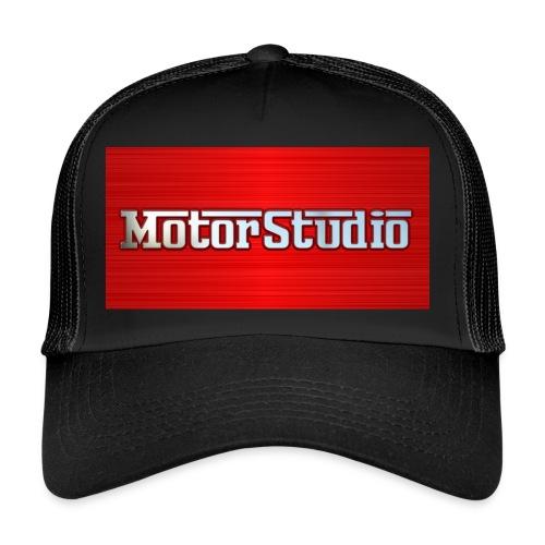 Motor Studio Design 1 - Trucker Cap