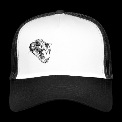 Teschio Tigre - Trucker Cap