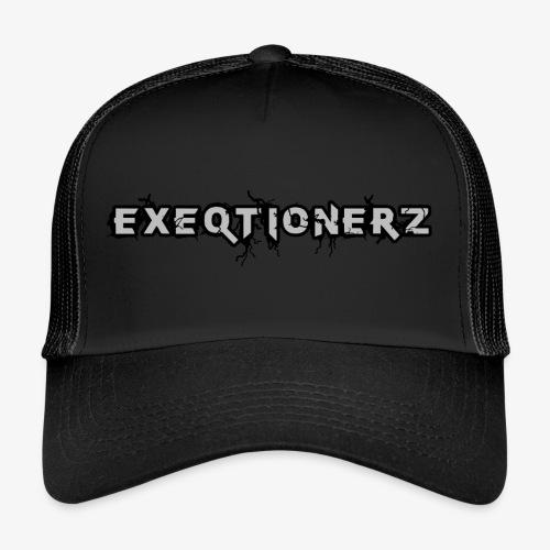 EXEQTIONERZ LOGO Extended - Gorra de camionero