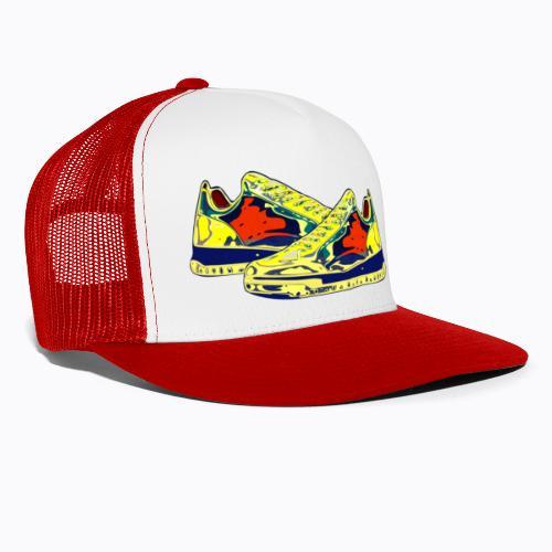 sneakers - Trucker Cap