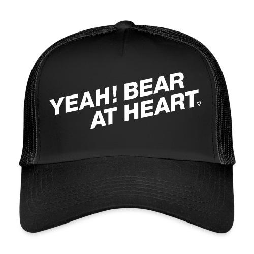 Yeah Bear at Heart #2 - Trucker Cap