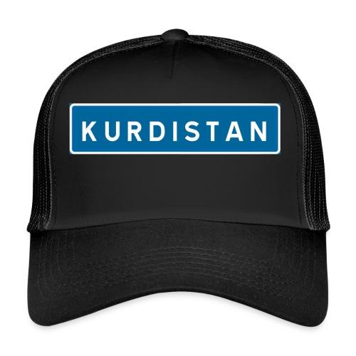 Kurdistanskylt - Trucker Cap
