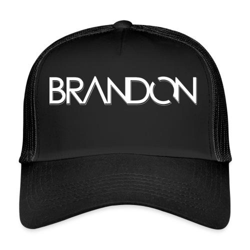 DJ BRANDON - Trucker Cap
