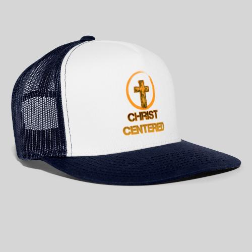 Christ Centered Focus on Jesus - Trucker Cap