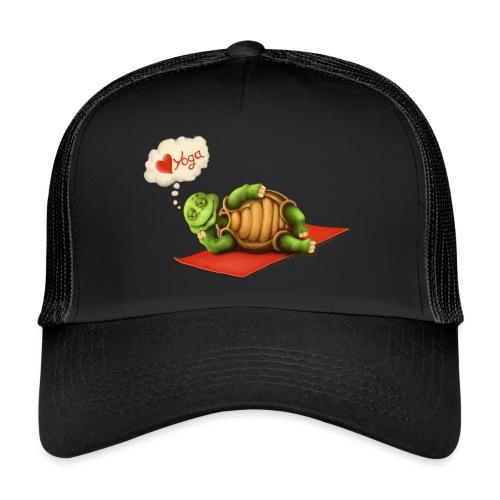 Love-Yoga Turtle - Trucker Cap