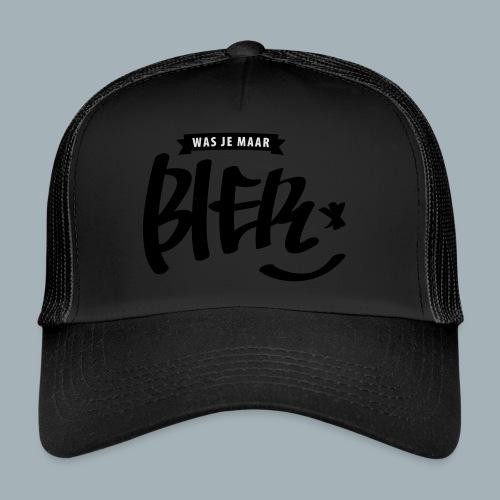 Bier Premium T-shirt - Trucker Cap