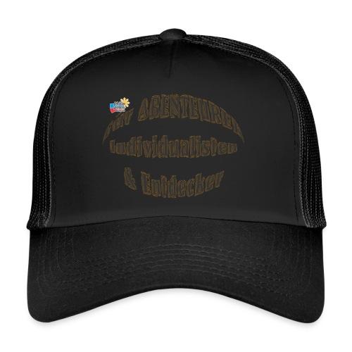 Abenteurer Individualisten & Entdecker - Trucker Cap