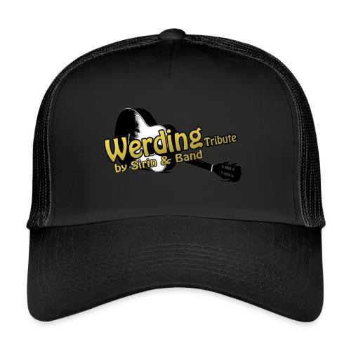 Logo Gitarre Werding - Trucker Cap