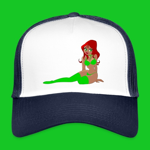 Pin up girl 4 - Trucker Cap